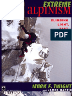 Mark Twight-Extreme Alpinism
