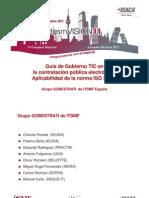 ISO 38500 Guía para la contratación pública electrónica