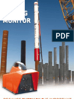 Pile Driving Monitor