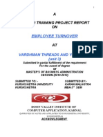 Employee Turnover New