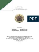 Proposal KP Cevron Pasifik Indonesia