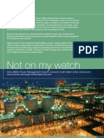 ABB Review PMS NOT on my Watch
