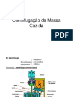 Cristalização massa