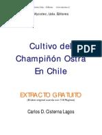Libro Cultivo Hongo Ostra en Chile