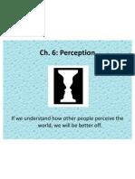 6 Perception Power Point