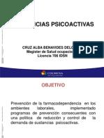 Prevencion Sustancias Sicoactivas.ppt Formar 05 Octubre 2011