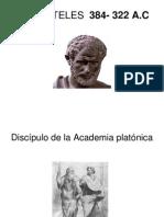 ARISTÓTELES  384- 322 A
