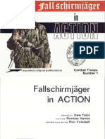 Fallschirmjager in Action