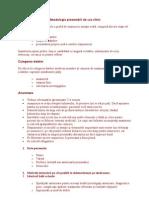Metodologia Prezentarii de Caz Clinic