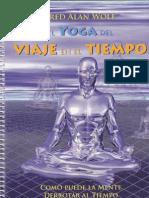 El Yoga Del Viaje en El Tiempo - Fred-Alan-Wolf