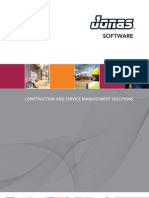 Jonas Product Brochure All