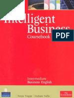 Intelligent Business Course Book Intermediate