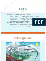 Hydel Power Plant