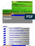 Dahod District Profile