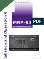 Manual MRP 64