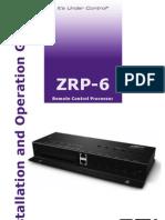 Manual ZRP 6