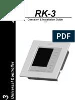 Manual RK3
