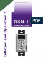 Manual RKM 1