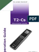 Manual T2Cs