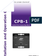 Manual CBP 1