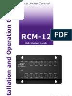 Manual RCM 12