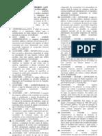 Lista 3 - Exercícios 8.112-90 - G.Estudo