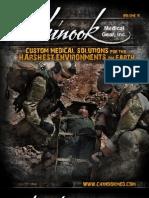 Chinook Medical Catalog
