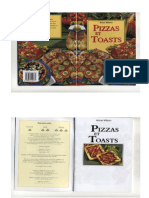 Pizzas Et Toasts Anne Wilson