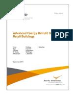 PNNL 20814 Retrofit Buildings