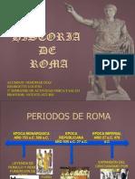 Presentación1HSTORI AND ROMA