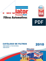 Catalogo Purolator 2010