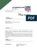 Hoja de Vida Ingrid Lucero Dominguez s.