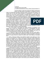 Resumo Marcelino Teorias e Praticas