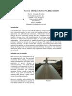Coal Conveyance System Design vs Reliability