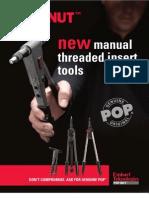 Pop Nut Manual Rivet Nut Tools Aftermarket