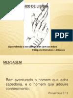 1.Curso Básico de LIBRAS - Aldenice