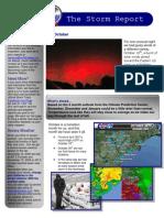 November 2011 Storm Report