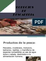 Productos de Pescaderia