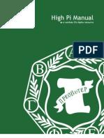 High Pi Manual