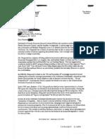 FRCAction Letter Re Michael Fitzgerald