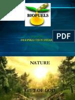 Biofuels Presentation
