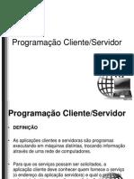 Programação Cliente_Servidor