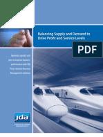 JDA Passenger Rail Brochure