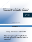 PP DPPT Session 2.2 FINAL Contingency Planning