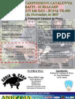 Open Starbaits- Suriacarp SAU 2011 (català)