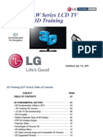 3D Training 2011 LW Series