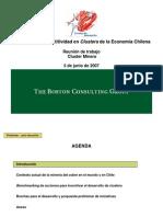 Antecedentes Diagnóstico Sector Minería