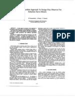 A Genetic Algorithm Approach to Design Flux Observer for Induction Servo Motors