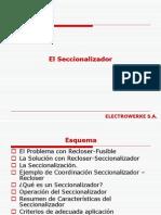 El Seccionalizador ER v4