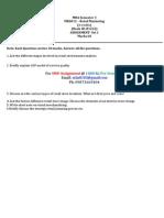 Solved,MK0012 – Retail Marketing